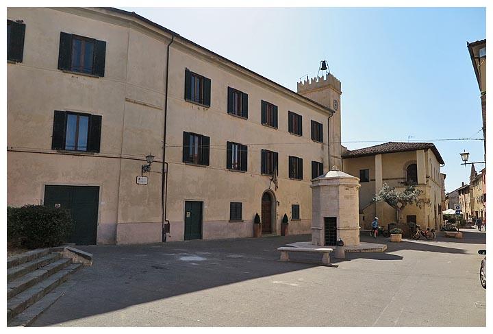 Toscana in bici da albinia a scansano prima parte for Annesso significato