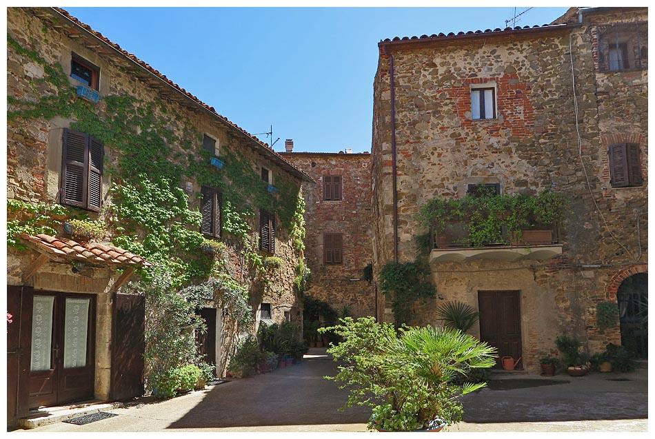 Toscana in bici   da albinia a montemerano