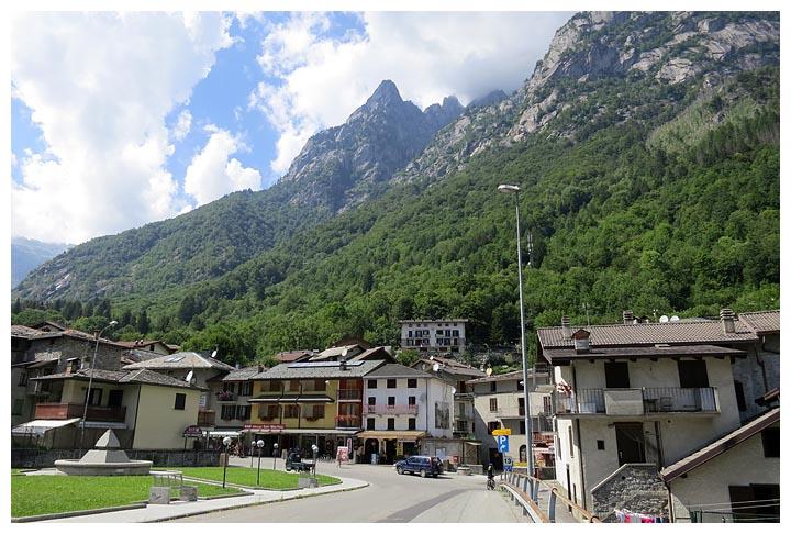 Lombardia in bici: Val Masino - Valle di Sasso Bisolo- Salita a ...