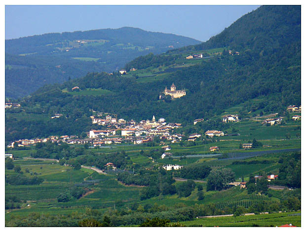 Veneto e trentino in bici in ciclabile da trento a bolzano for Trento e bolzano