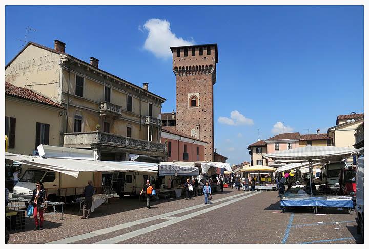 Lombardia in bici giro dei castelli lodigiani e milanesi - Piscina s angelo lodigiano ...
