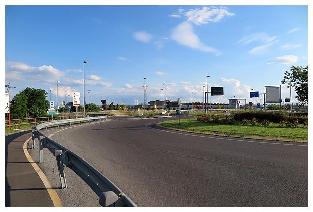 Lombardia in bici ciclovia po da san rocco al porto a for Auchan san rocco al porto