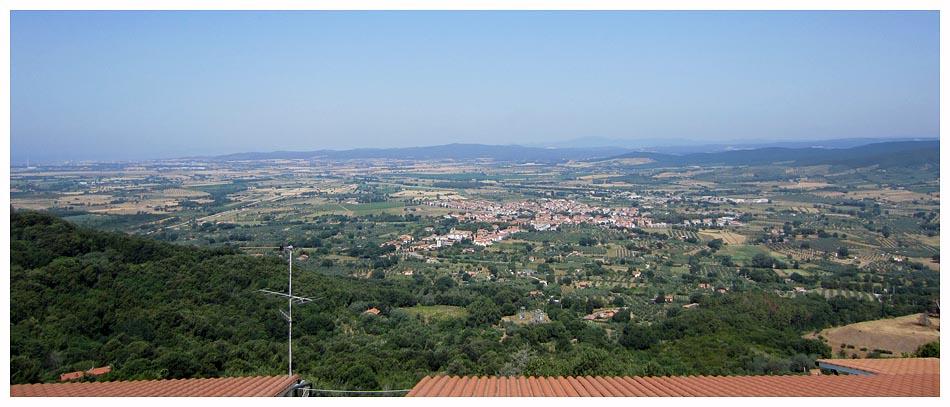 Toscana in bici - La Maremma - Giro dei millein MTB