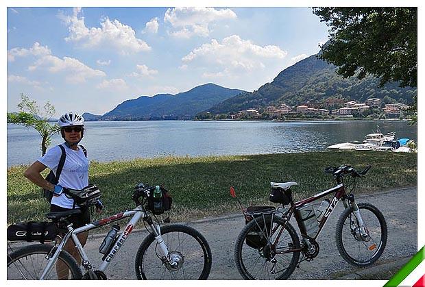 Lombardia in bici - Un giro nel basso Lecchese