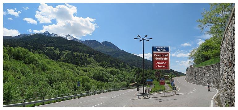 Lombardia in bici: Val Camonica - Giro del Mortirolo
